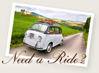 Need a Ride? - Get Transportation!